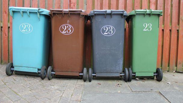 Zber odpadov - KOMUNÁLNY ODPAD
