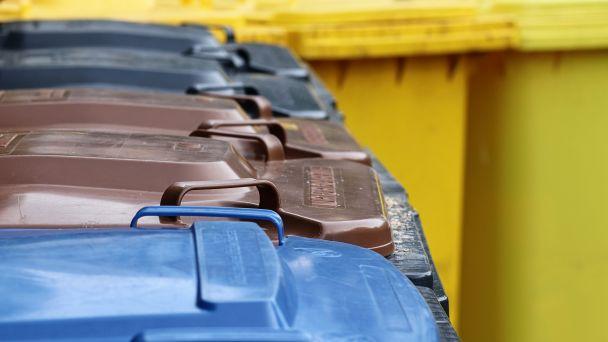 Zber odpadu - SKLO