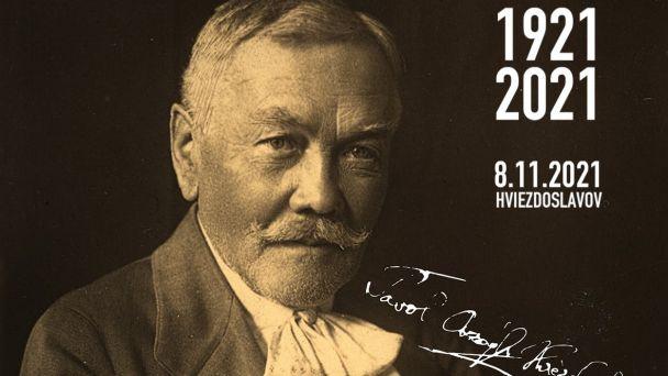 100. výročie úmrtia P. O. Hviezdoslava