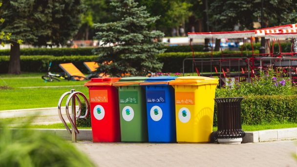 Zber odpadu