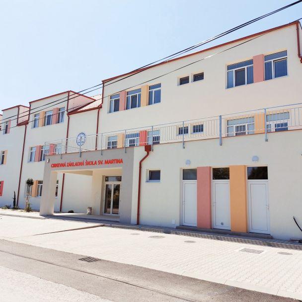 Nová škola v obci je hotová!