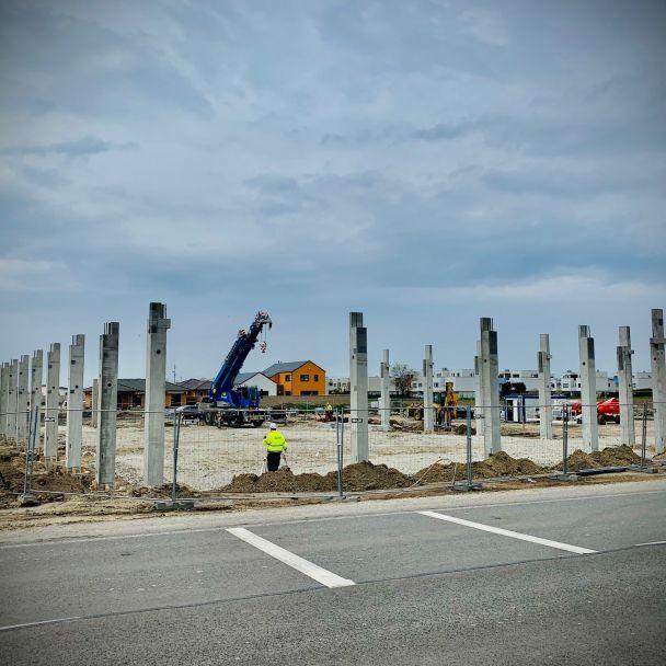 Výstavba občianskej vybavenosti v obci