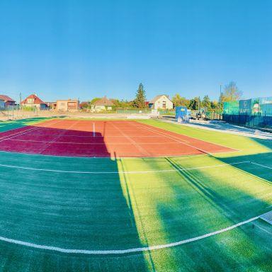 Výstavba Športového areálu Bez bariér v plnom prúde