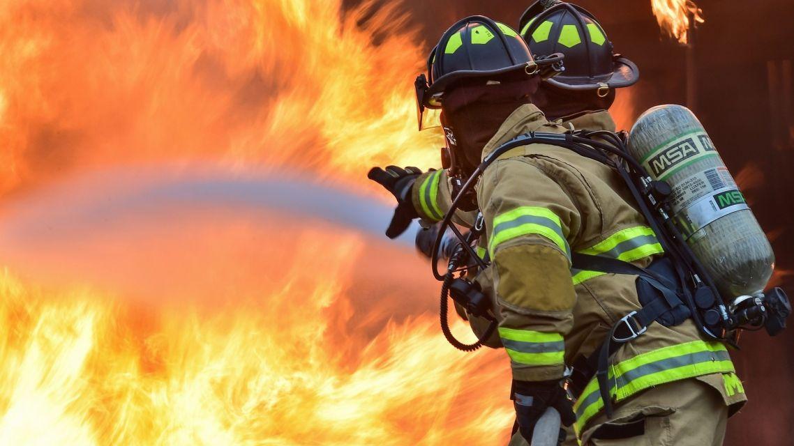 Pozor! Zvýšené nebezpečenstvo požiarov!
