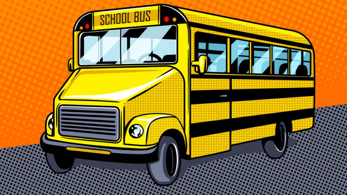 Schválený cestovný poriadok pre školákov do školy v Pake
