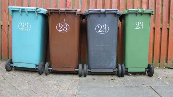 Kompletný kalendár zberu odpadov na rok 2019