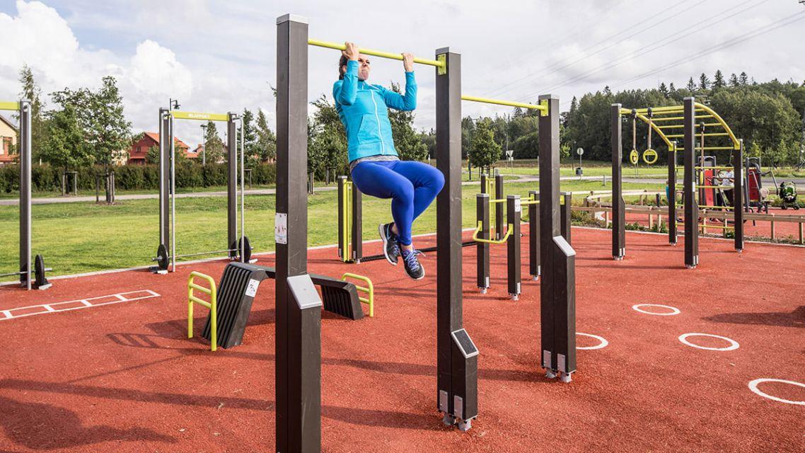 Work-out & fitness zóna Hviezdoslavov je už na ceste
