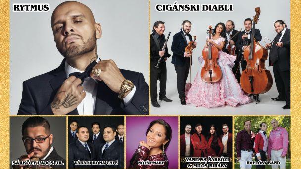 Medzinárodný cigánsky ples sa blíži!