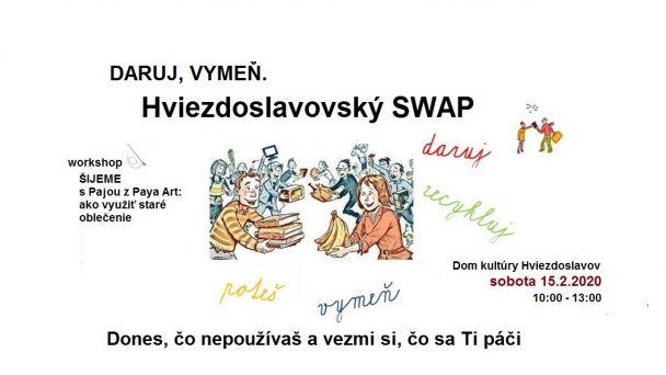 Hviezdoslavovský SWAP