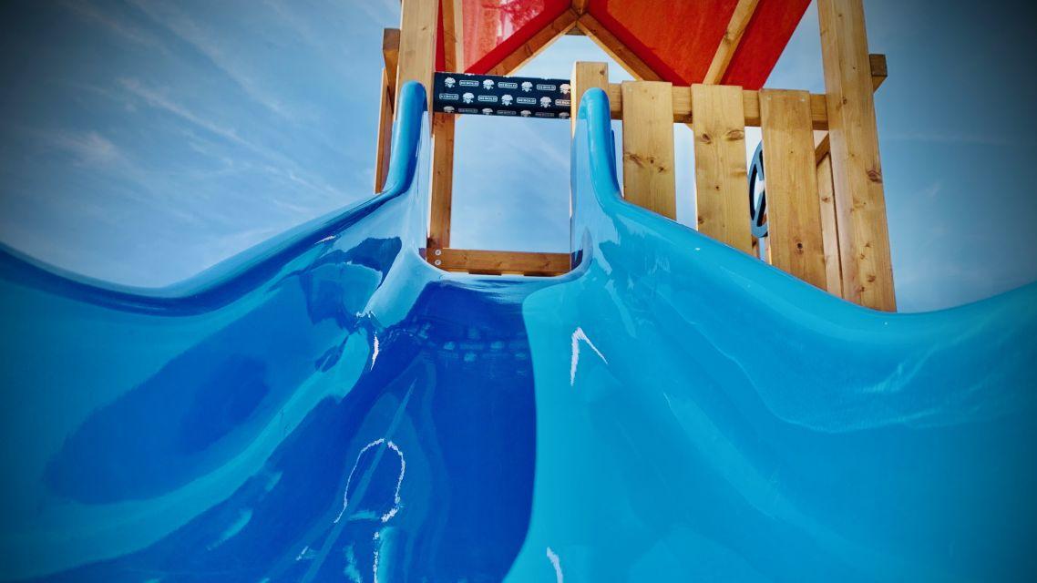 Aktualizované. Otvárame 2 nové detské ihriská - Hviezdne bývanie a Záhrady