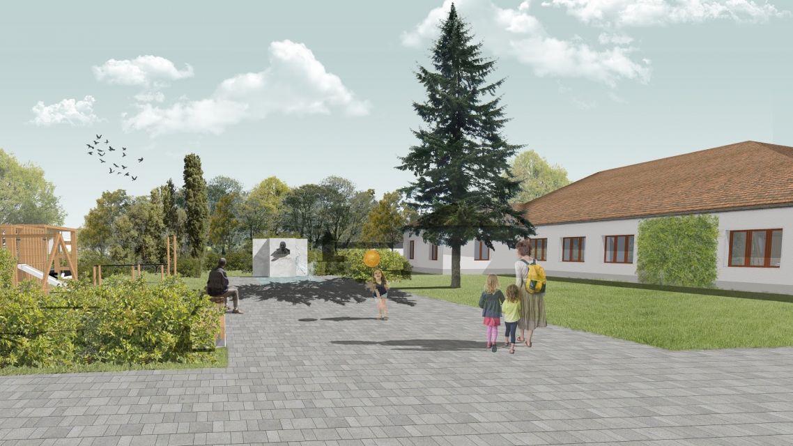 Projekt Vodozádržného parku Hviezdoslavov má prvé obrázky
