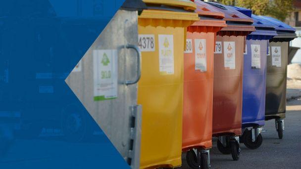 Nálepky na komunálny odpad na rok 2020