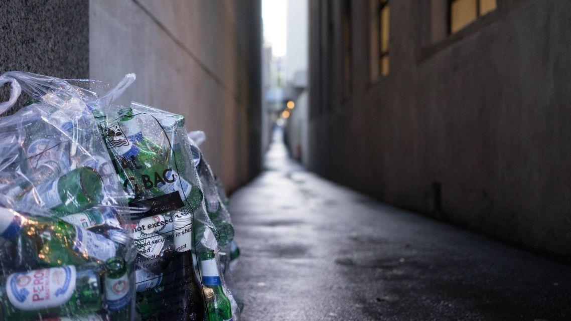 Pristavené kontajnery na veľkoobjemný odpad (VO)