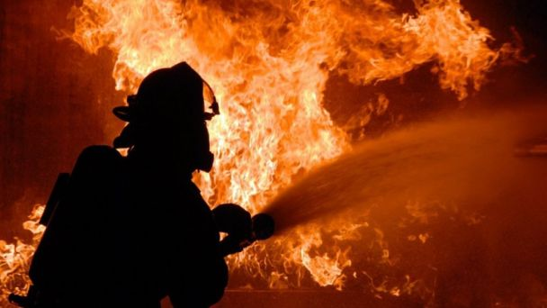 Vyhlásenie zvýšeného nebezpečenstva vzniku požiaru