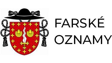 Farské oznamy